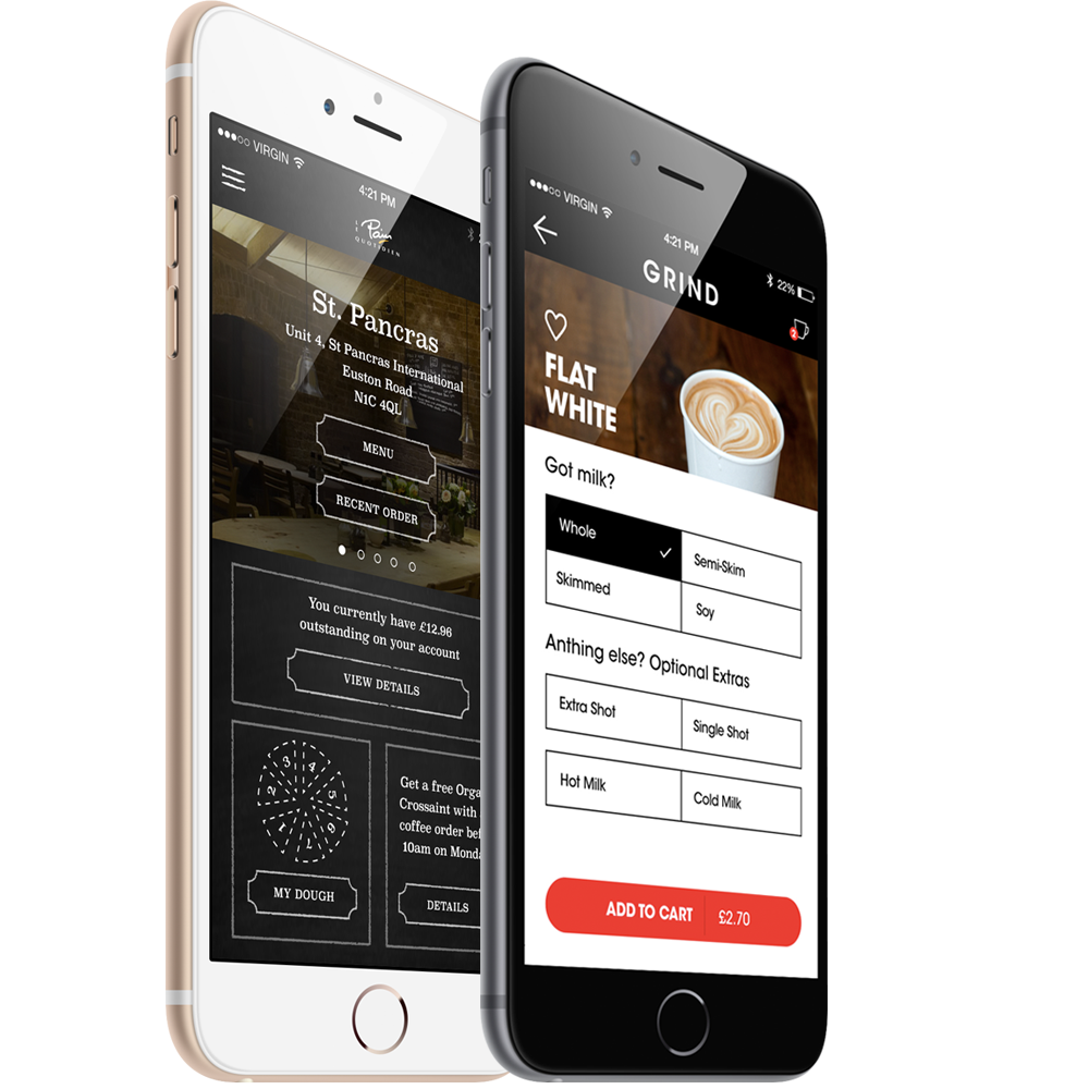 Mobile Apps for Hospitality & Restaurants